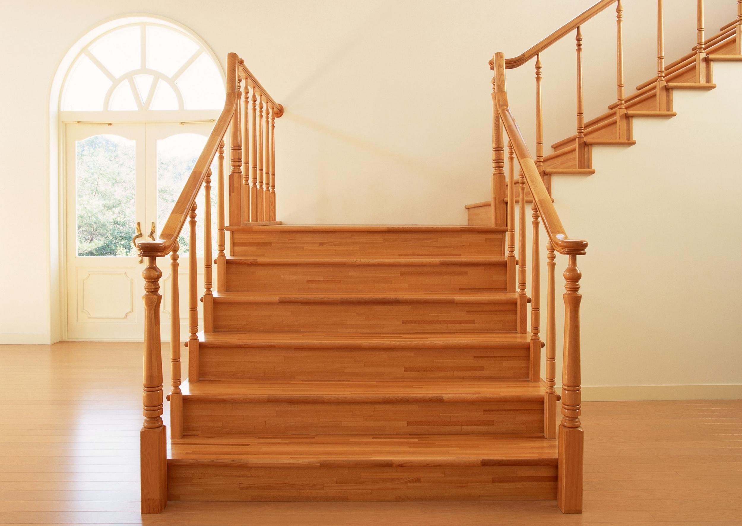 лестницы второго этажа цена разновидности