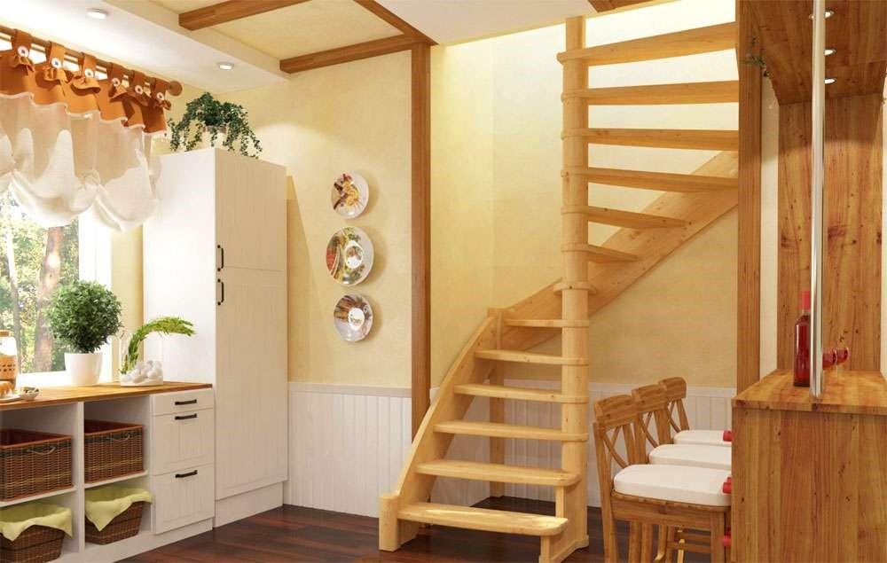 винтовая лестница цена материалы