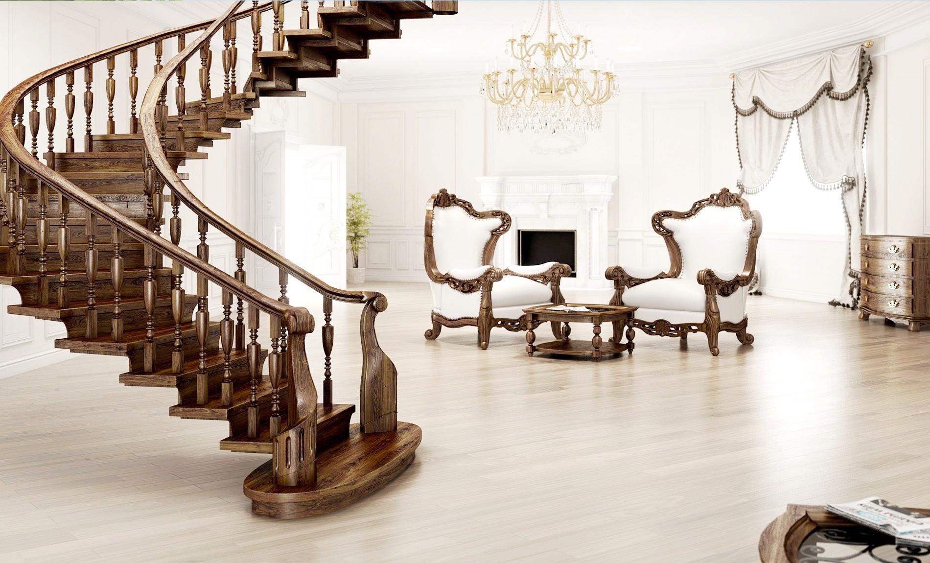 элитные лестницы на заказ